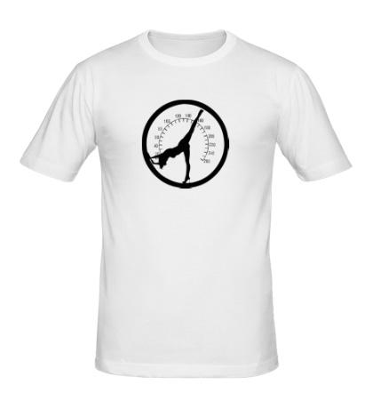 Мужская футболка Спидометр