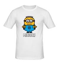 Мужская футболка Minions