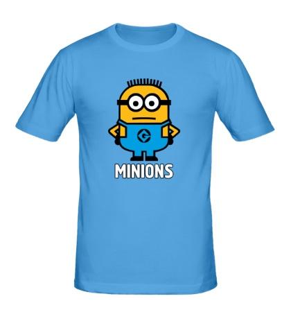 Мужская футболка «Minions»