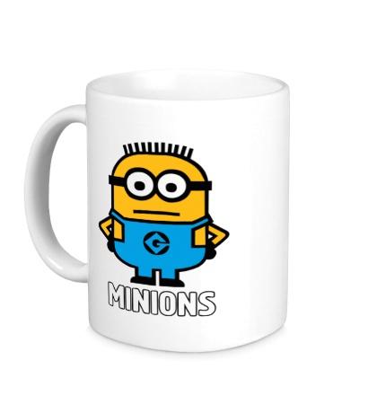 Керамическая кружка «Minions»