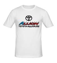 Мужская футболка Toyota Allion Club