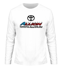 Мужской лонгслив Toyota Allion Club