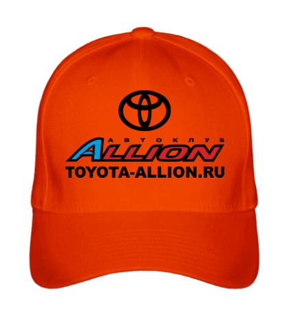 Бейсболка Toyota Allion Club