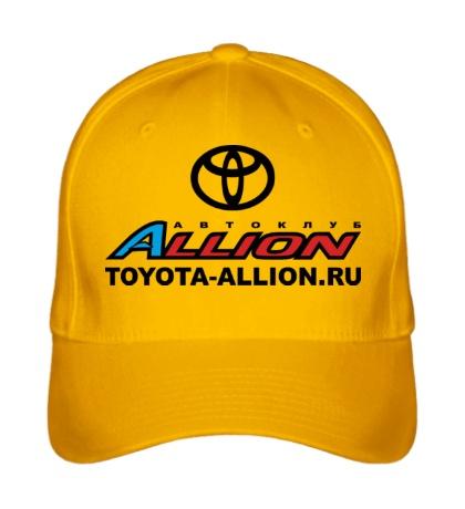 Бейсболка «Toyota Allion Club»
