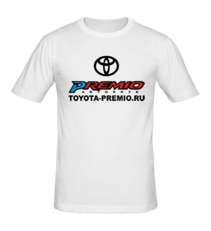 Мужская футболка Toyota Premio Club