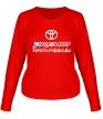Женский лонгслив «Toyota Premio Club» - Фото 1