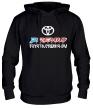 Толстовка с капюшоном «Toyota Premio Club» - Фото 1