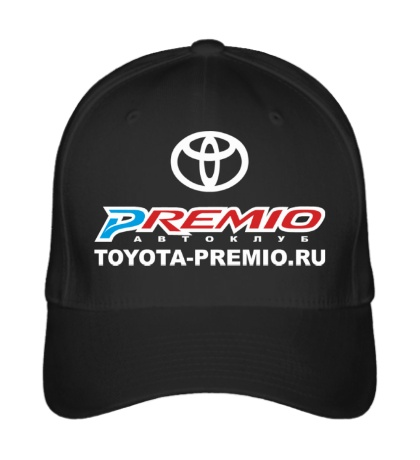 Бейсболка Toyota Premio Club