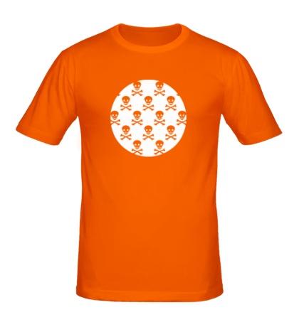 Мужская футболка Черепа