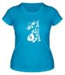 Женская футболка «Черепа» - Фото 1