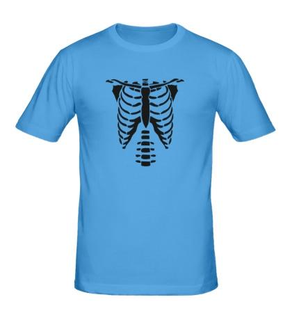 Мужская футболка Рентген