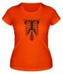 Женская футболка «Рентген» - Фото 1
