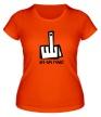 Женская футболка «Это мой район» - Фото 1