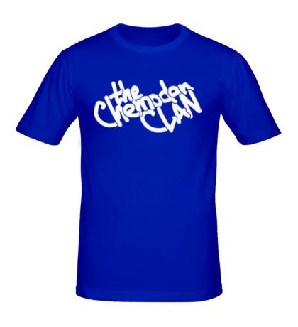 Мужская футболка «The Chemodan Clan Sign»
