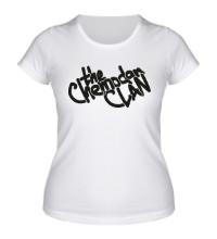 Женская футболка The Chemodan Clan Sign