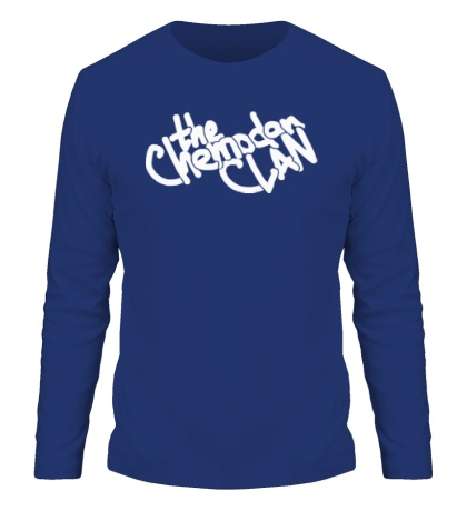 Мужской лонгслив «The Chemodan Clan Sign»