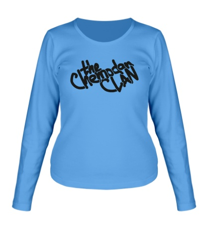 Женский лонгслив «The Chemodan Clan Sign»