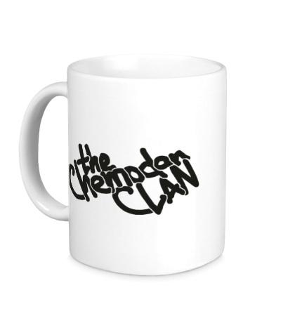 Керамическая кружка «The Chemodan Clan Sign»