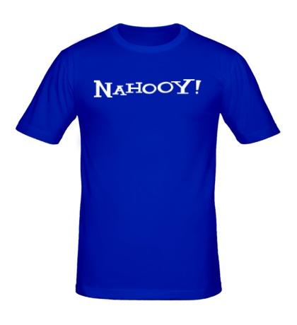 Мужская футболка Nahooy