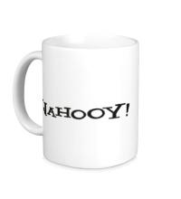 Керамическая кружка Nahooy