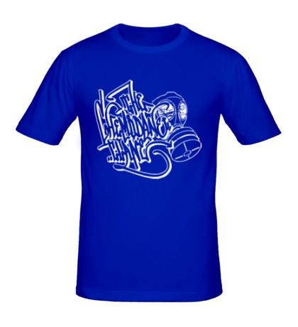 Мужская футболка «Chemodan Clan Symbol»