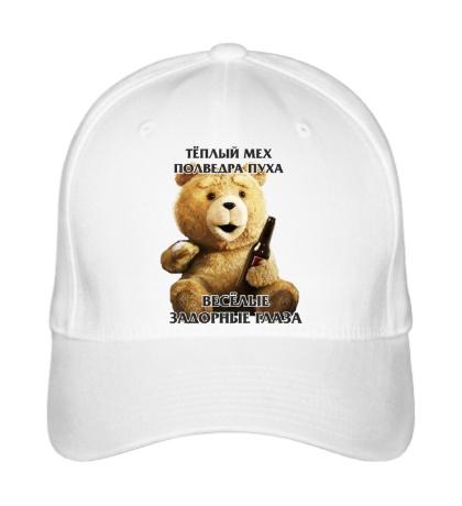 Бейсболка «Медведь Тэд»