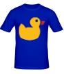 Мужская футболка «Уточка» - Фото 1