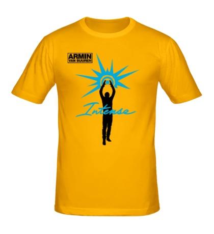 Мужская футболка Armin van Buuren: Intense