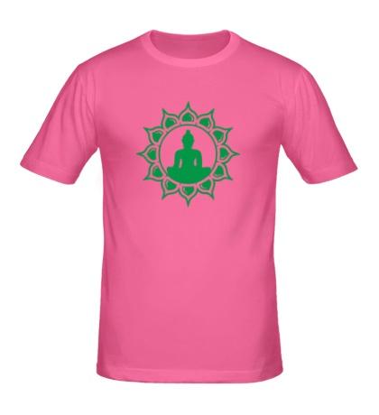 Мужская футболка Символ медитации