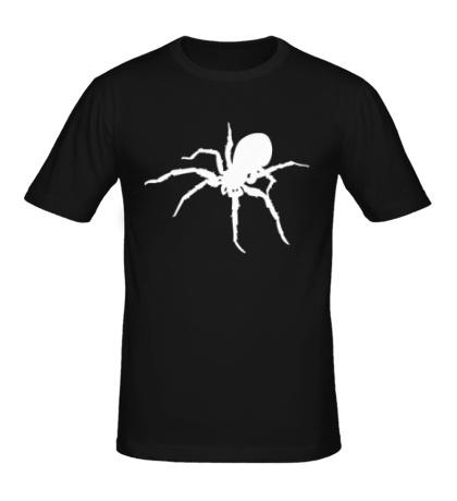 Мужская футболка Ядовитый паук