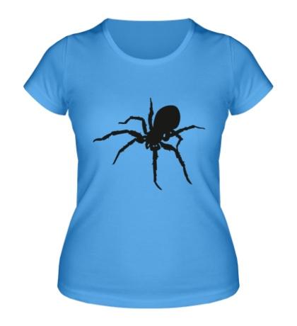 Женская футболка Ядовитый паук