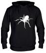 Толстовка с капюшоном «Ядовитый паук» - Фото 1