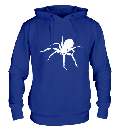 Толстовка с капюшоном Ядовитый паук