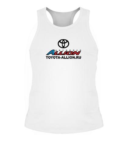 Мужская борцовка Toyota Allion Club