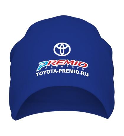 Шапка Toyota Premio Club