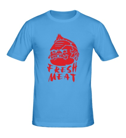 Мужская футболка Fresh Meat