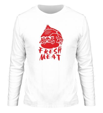 Мужской лонгслив Fresh Meat