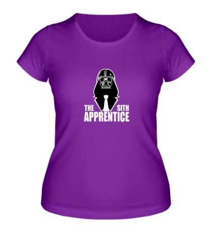Женская футболка Darth Vader: Sith Apprentice