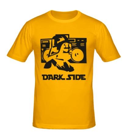 Мужская футболка Dark Side Music