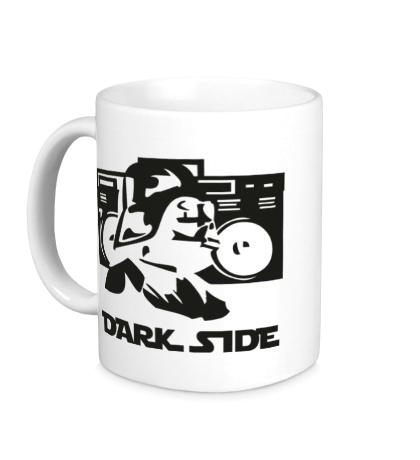 Керамическая кружка Dark Side Music