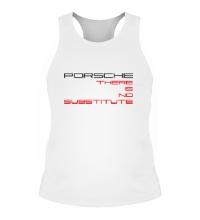 Мужская борцовка Porsche: No substitute