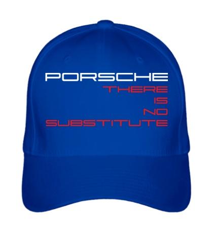 Бейсболка Porsche: No substitute