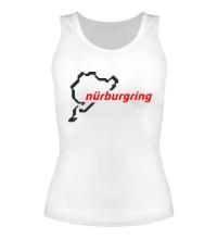 Женская майка Nurburgring