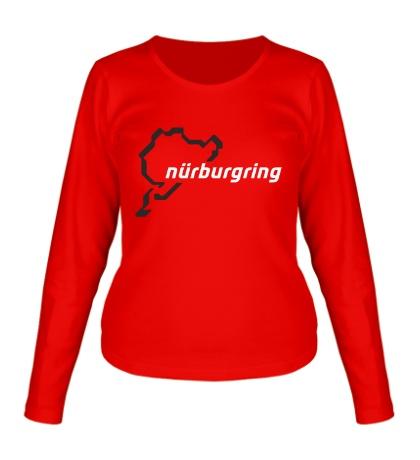 Женский лонгслив Nurburgring