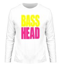 Мужской лонгслив Bass head