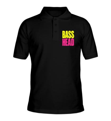 Рубашка поло Bass head