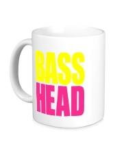 Керамическая кружка Bass head