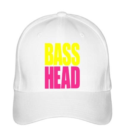 Бейсболка Bass head