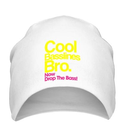 Шапка Cool baseline bro