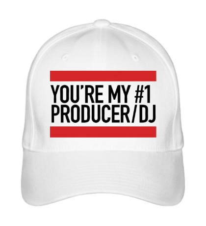 Бейсболка You are my No1 producer DJ